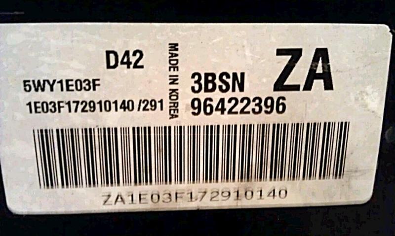 ЭБУ Sirius D42
